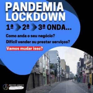 Benver Agency - Pandemia Lockdown 1ª2ª3ªonda