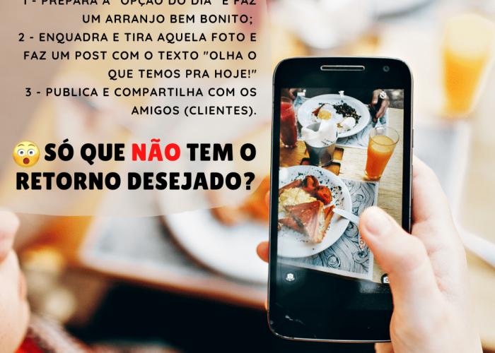 [Benver Agency] Postagem que não dão retorno desejado!